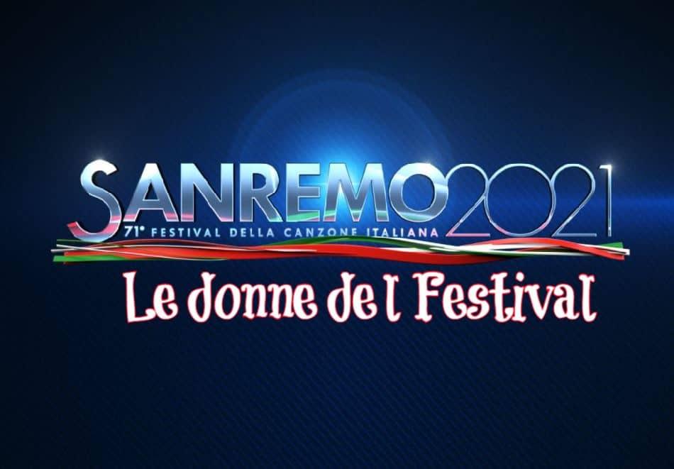 Sanremo 2021: tutte le donne sul palco