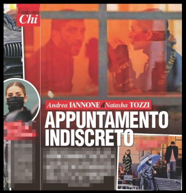 Andrea Iannone e la figlia di Umberto Tozzi, la coppia pizzicata a Milano (Foto)