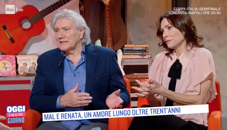 La compagna di Mal imbarazza Serena Bortone ma è una donna straordinaria (Foto)