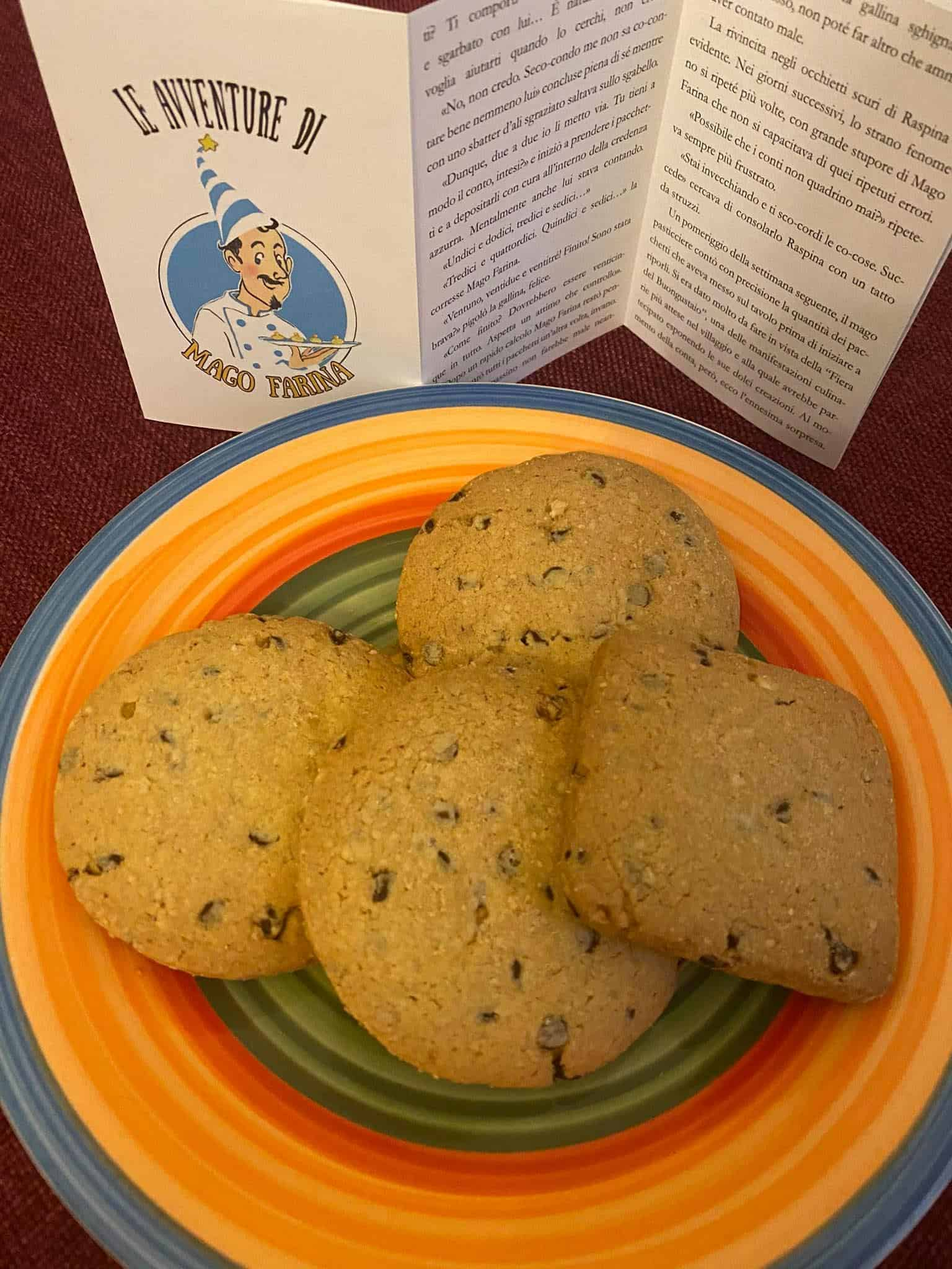 Il mago farina tra biscotti artigianali dal sapore magico e racconti