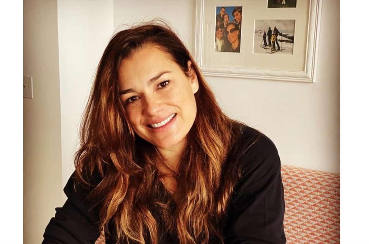 Alena Seredova a dieta, difficile perdere i chili presi in gravidanza (Foto)