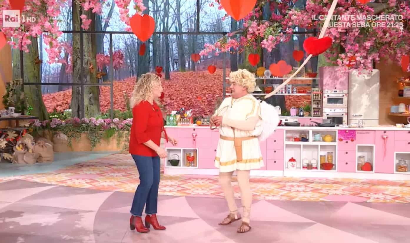 """Cupido fa riflettere Antonella Clerici: """"I miei matrimoni durati al massimo due anni"""" (Foto)"""