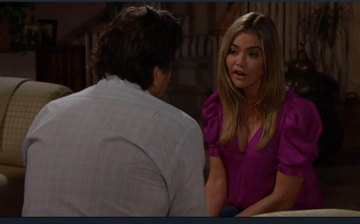 Beautiful anticipazioni: Shauna consola Ridge che dice addio a Brooke