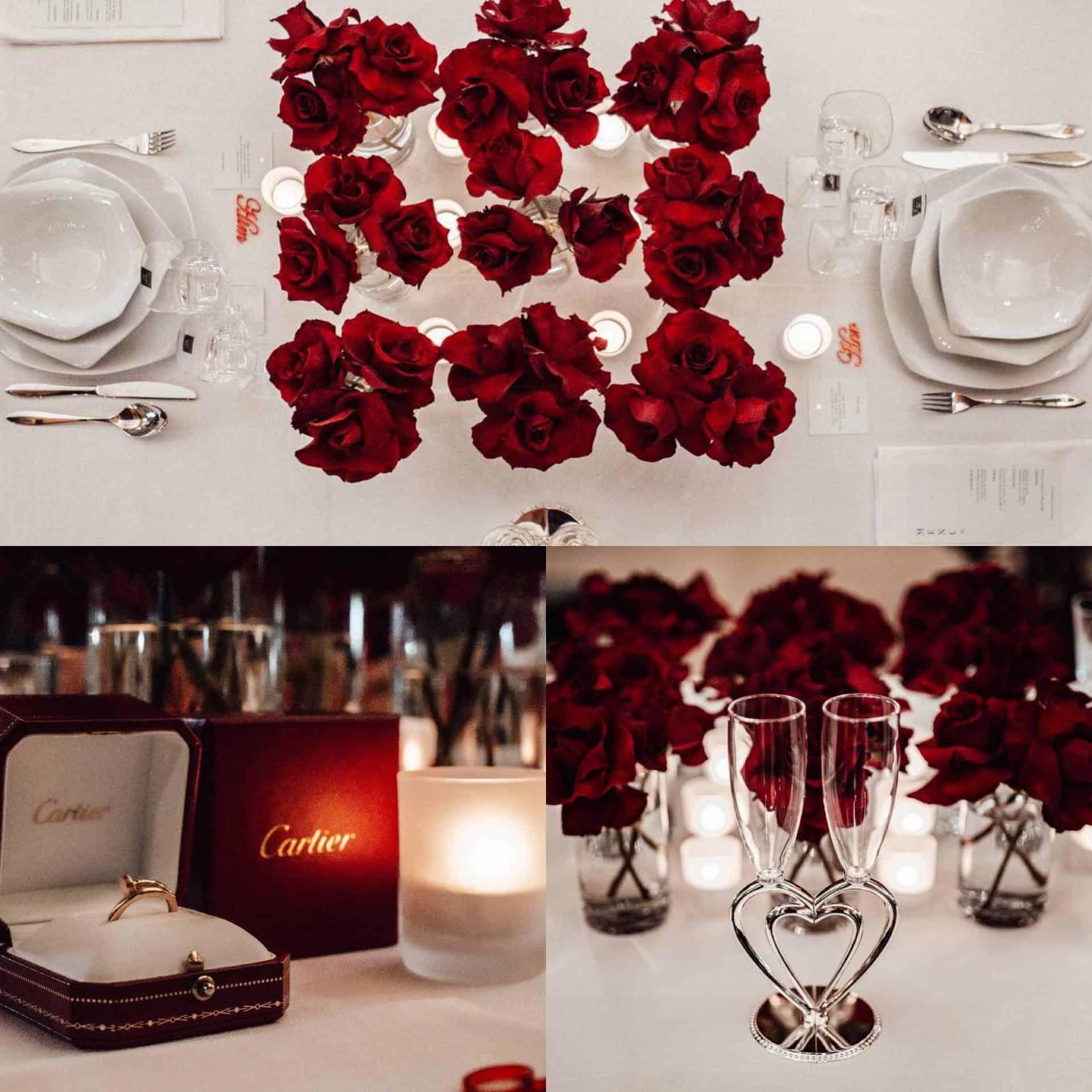 A San Valentino una proposta red passion targata So Chic