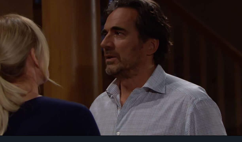 Beautiful anticipazioni: Ridge non perdona le Logan ma Thomas ha un piano