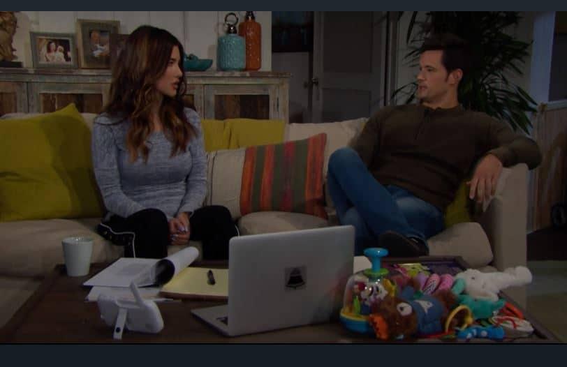 Beautiful anticipazioni: Ridge e Shauna si accende il feeling e Brooke trema