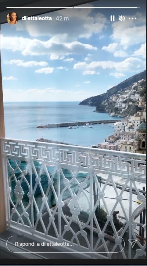 Diletta Leotta e Can Yaman, San Valentino continua in Costiera Amalfitana (Foto)