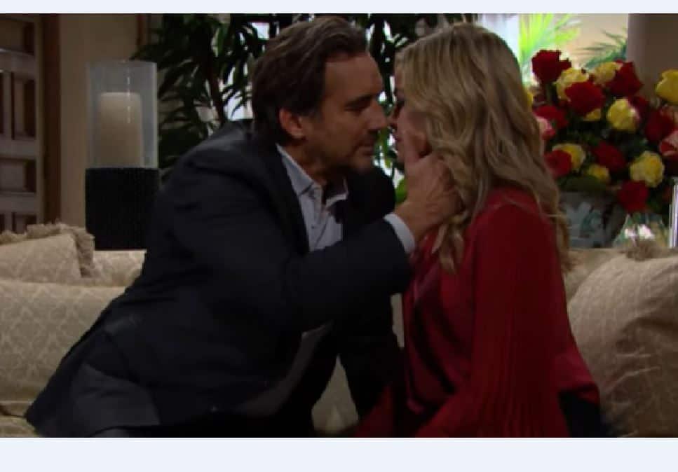 Beautiful anticipazioni: Ridge e Shauna ecco il bacio, si forma una nuova coppia?