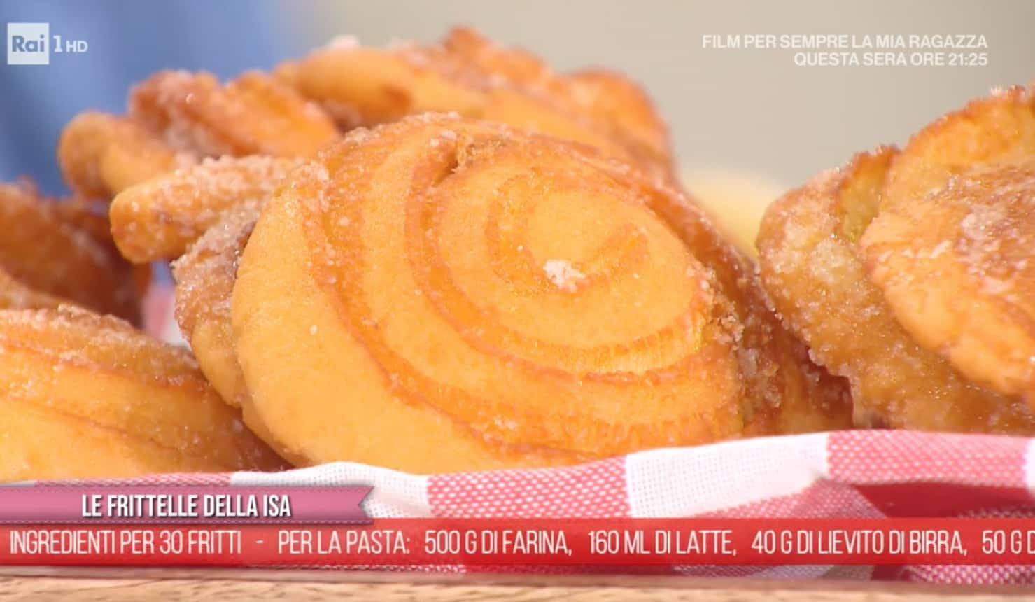 Frittelle della Isa, la ricetta di Carnevale di Zia Cri