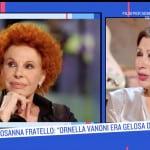 """Rosanna Fratello rivela la gelosia di Ornella Vanoni: """"Mi dispiace per lei"""" (Foto)"""
