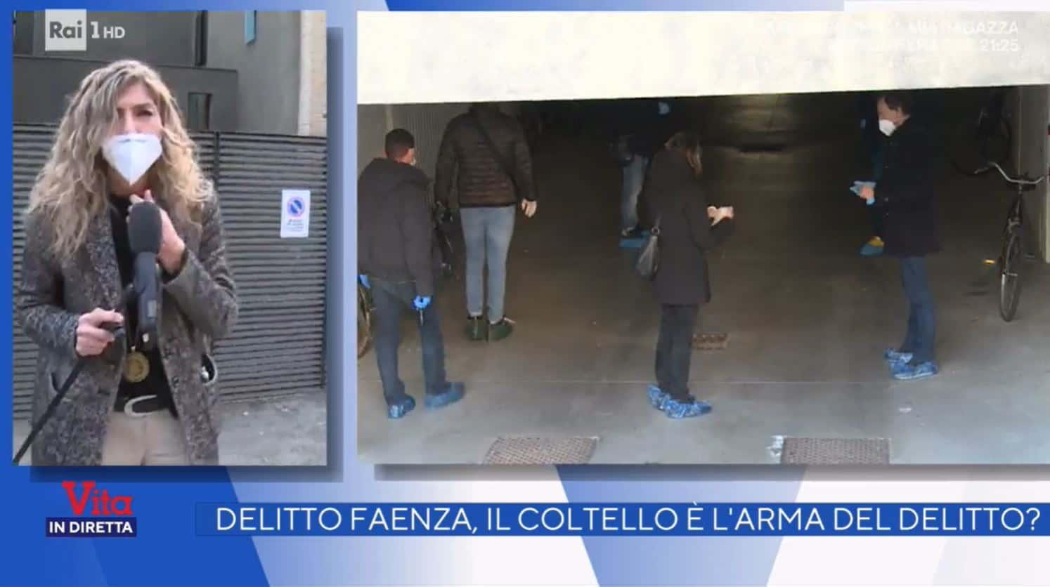 """Omicidio Ilenia Fabbri, la figlia Arianna: """"Mio padre non c'entra niente"""""""