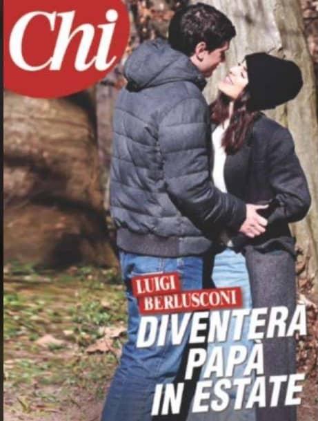 Luigi Berlusconi diventa papà, Federica Fumagalli aspetta il primo figlio (Foto)