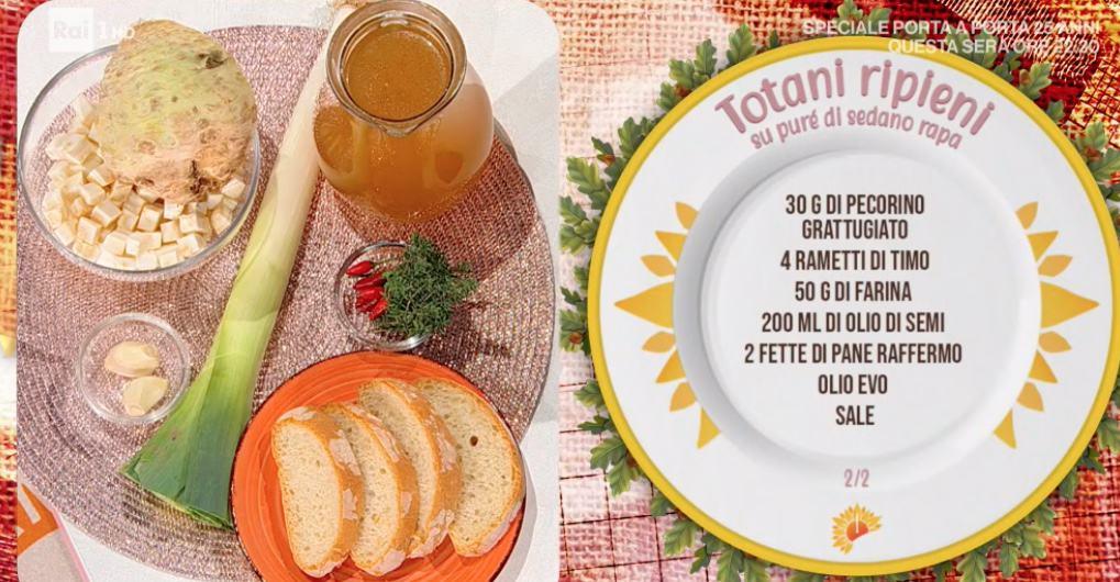 Totani ripieni su purè, la ricetta di Mattia e Mauro Improta