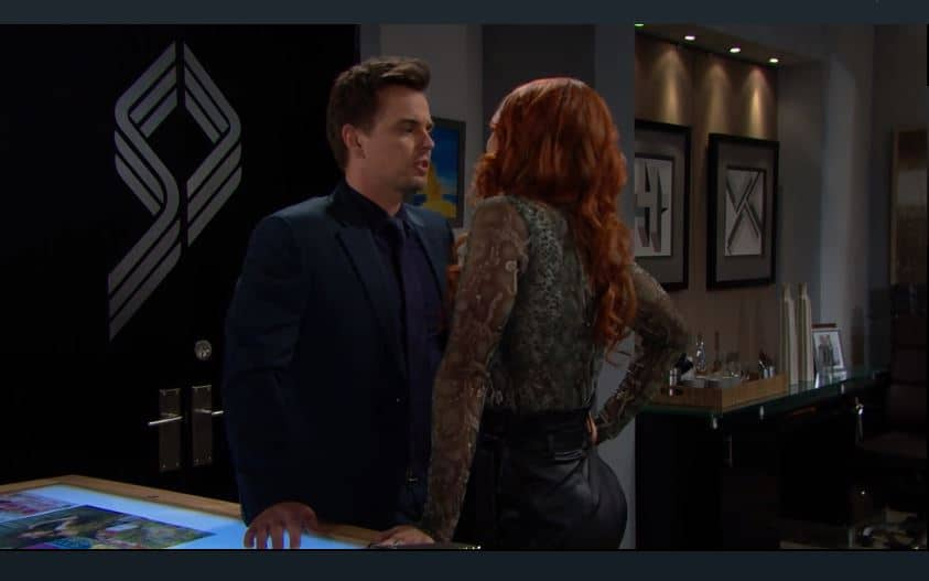 Beautiful anticipazioni: Wyatt lascia Sally che non la prende benissimo, cosa farà?