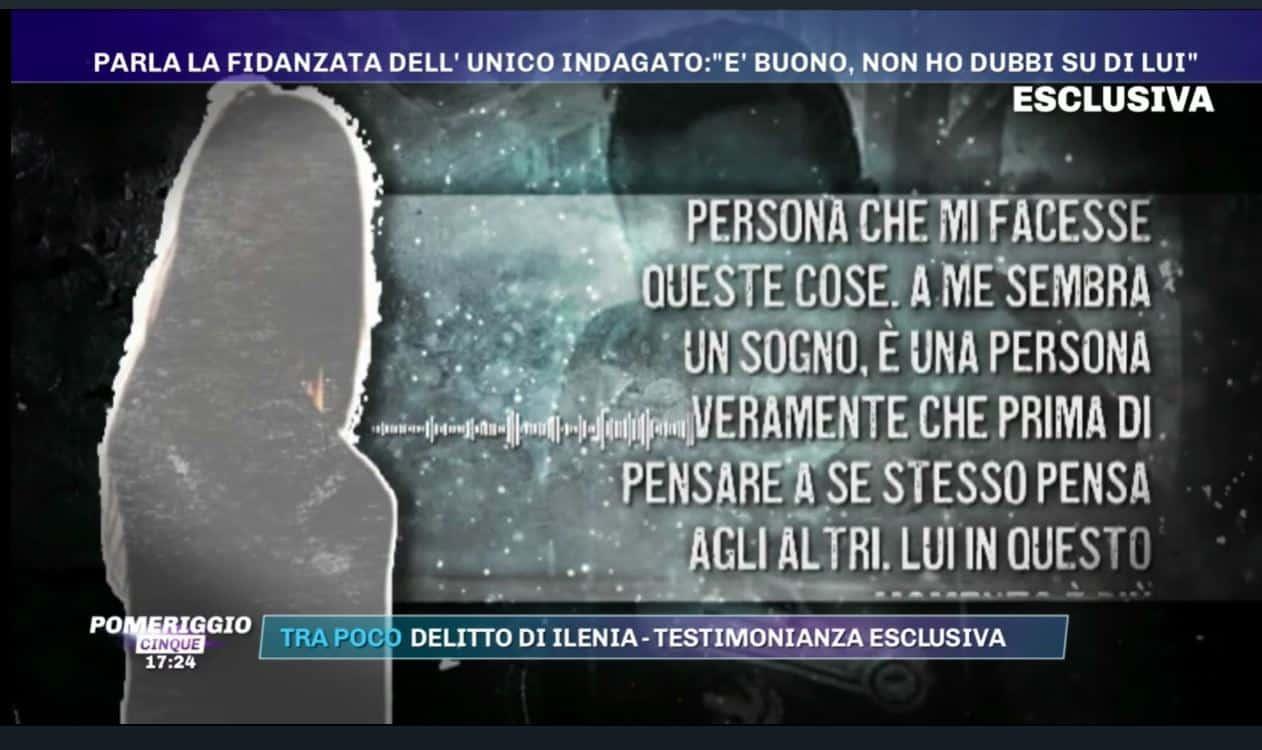 Da Pomeriggio 5 la compagna di Claudio Nanni: è devastato per la sofferenza di Arianna