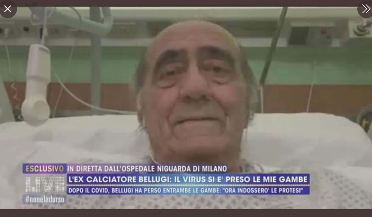 Mauro Bellugi non ce l'ha fatta: è morto dopo l'amputazione alle gambe