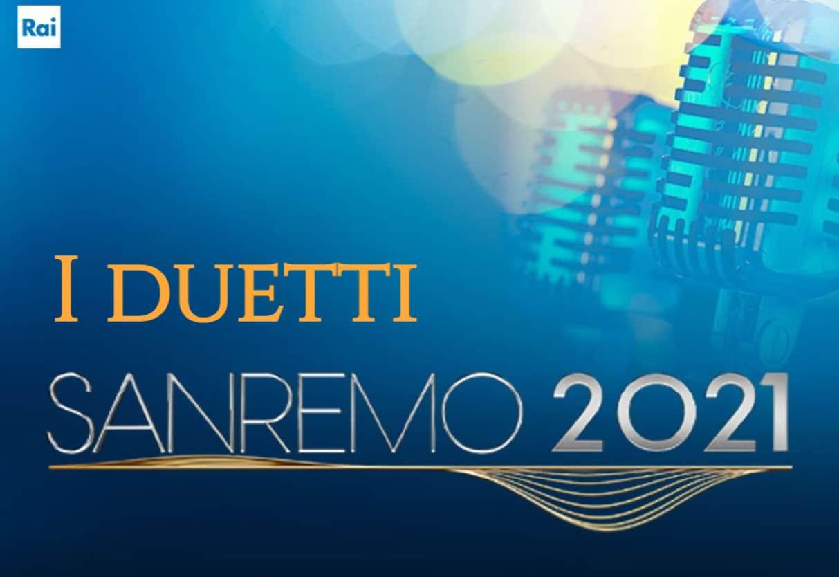 Sanremo 2021 terza serata i duetti: la lista delle esibizioni  canzoni, artisti e ospiti