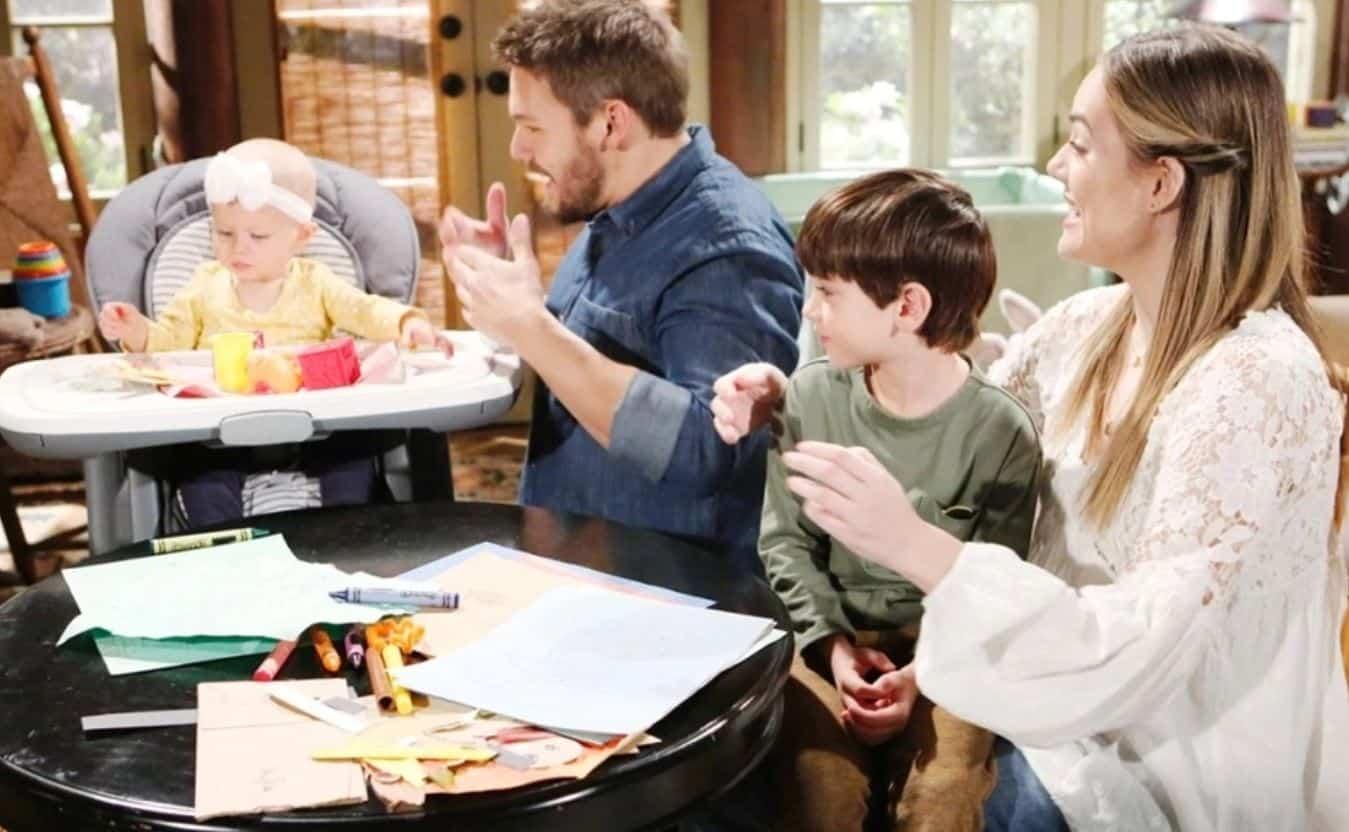 Beautiful anticipazioni: Liam e Hope sempre più distanti, Thomas in agguato