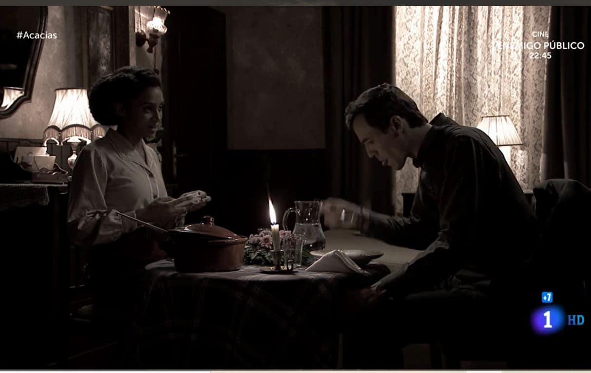Una vita anticipazioni: Marcia sospetta ancora, chi è davvero Santiago? Dov'è suo marito?