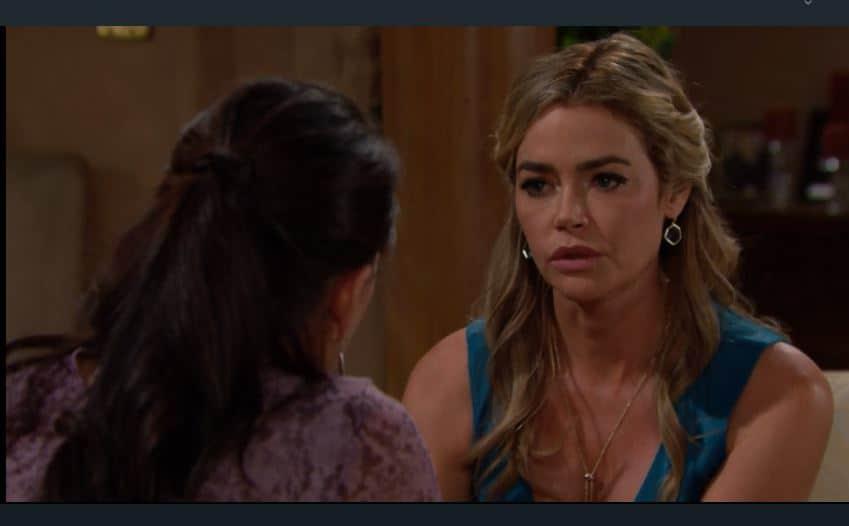 Beautiful anticipazioni: Shauna pronta a giocarsi tutti gli assi con Ridge, Brooke impaurita