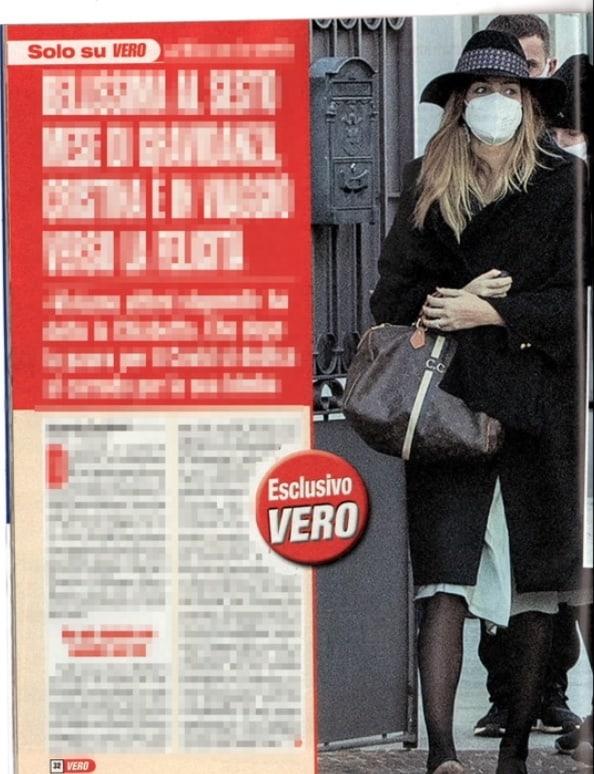 Cristina Chiabotto pancione e shopping: prepara tutto per il corredino della figlia (Foto)