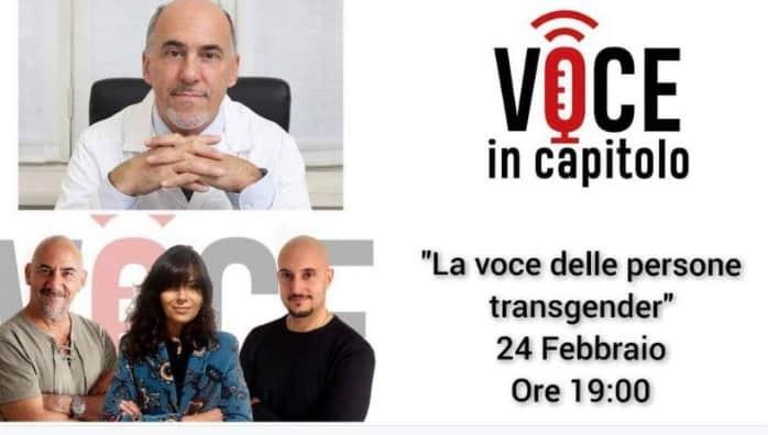 Voce in Capitolo: oggi la diretta con Luca Pitteri, Nunzia Carrozza, Enrico di Lorenzo e un ospite speciale