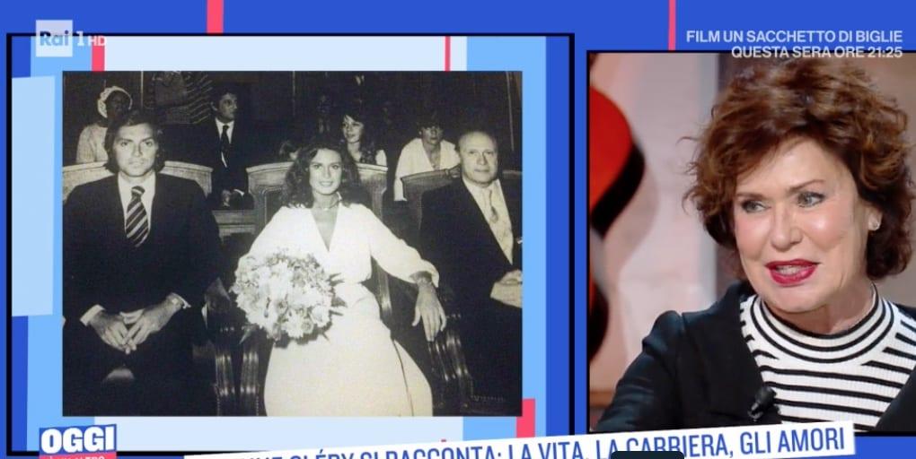 Corinne Clery: primo matrimonio da favola ma quando il figlio era grave finì tutto (Foto)