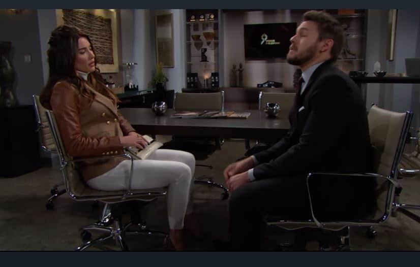 Beautiful anticipazioni: Hope distratta da Thomas si allontana da Liam, sta per finire?