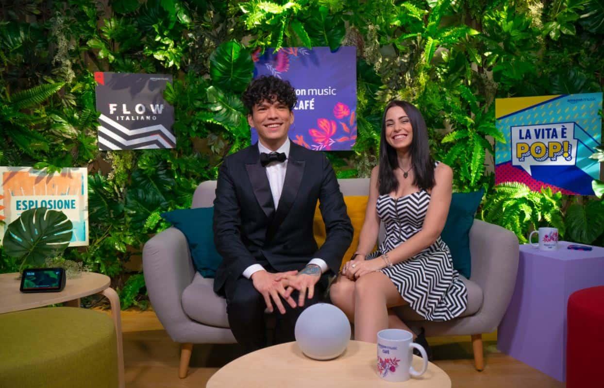 Amazon e Sanremo 2021: dall'Amazon Music PreShow alle pagelle di Alexa
