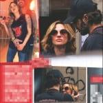 Fabrizio Corona e Asia Argento paparazzati insieme, la loro storia continua (Foto)