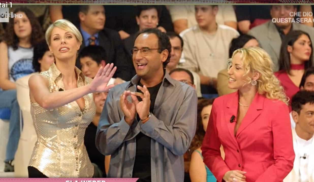Ela Weber in tv solo per Antonella Clerici, risponde dalla sua cucina (Foto)