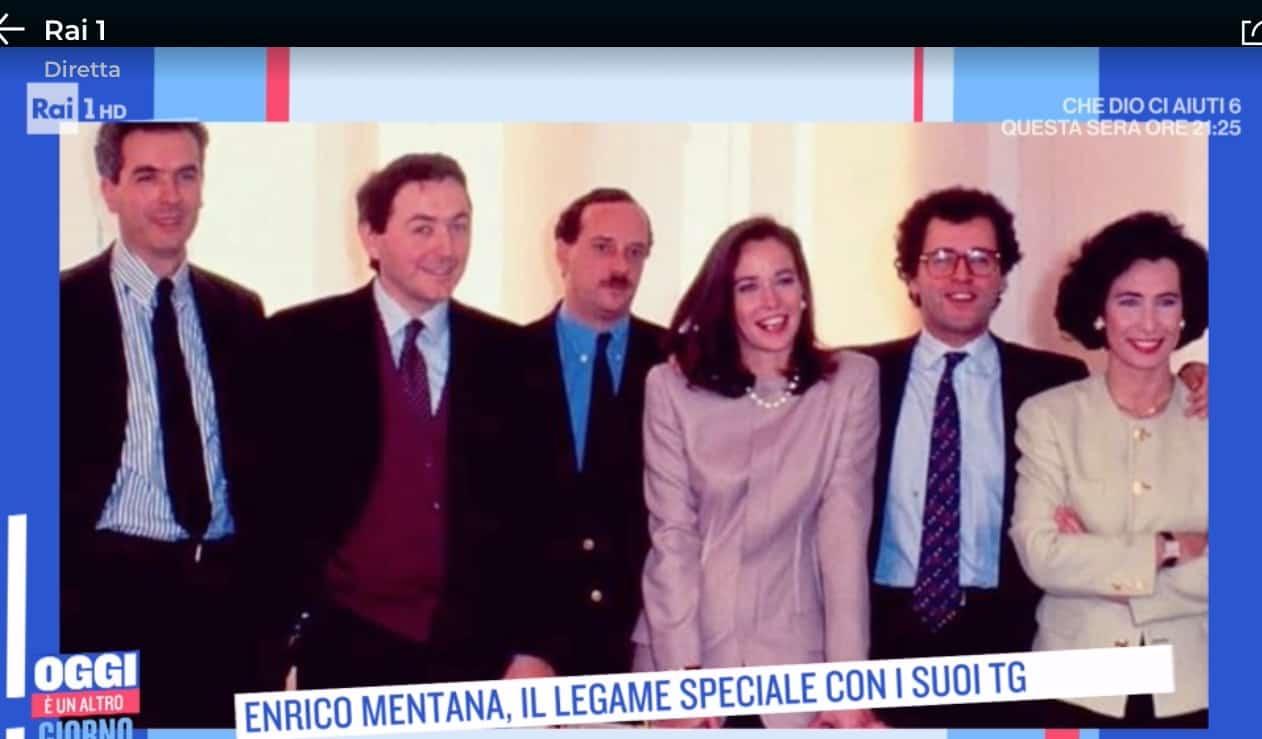 """Enrico Mentana commosso per Lamberto Sposini: """"Un amico del cuore"""" (Foto)"""