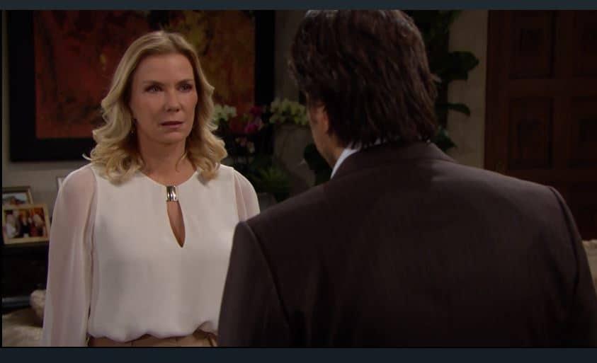 Beautiful anticipazioni: Brooke accetta la proposta di Ridge o sceglie il divorzio?