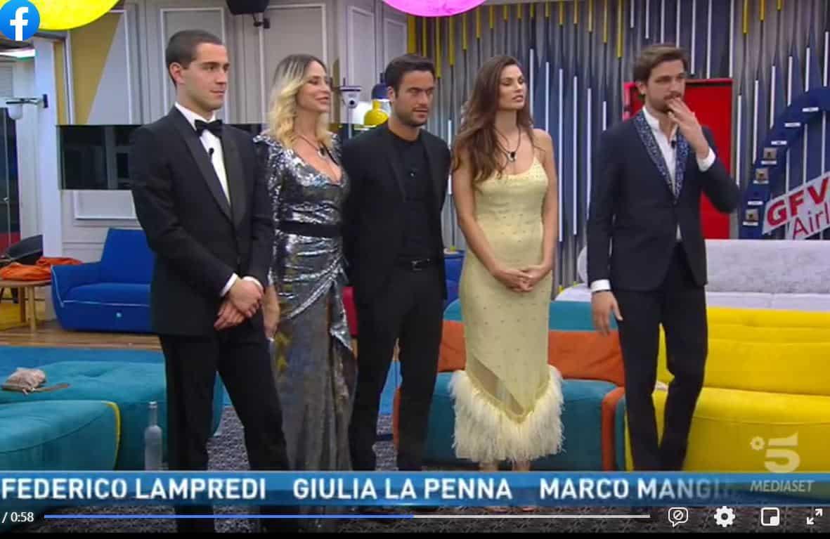 Ascolti tv: la finale del Cantante Mascherato batte il GF VIP 5