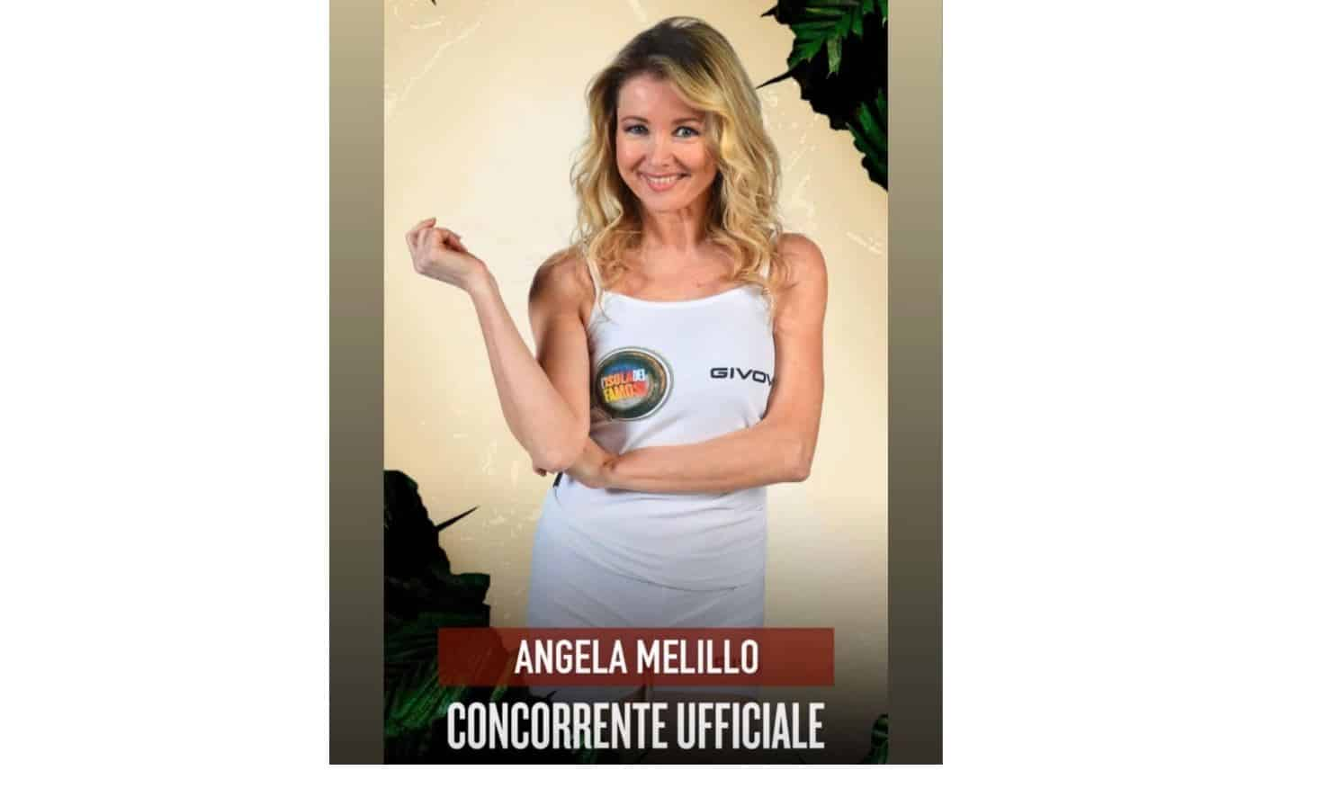 Angela Melillo all'Isola dei famosi 2021: dopo la Talpa vuole vincere anche in Honduras