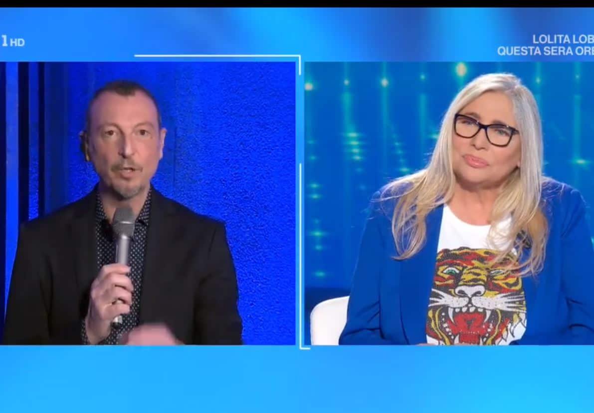 Domenica IN tra Sanremo, interviste a metà ed emozioni stravince: Mara ancora da record