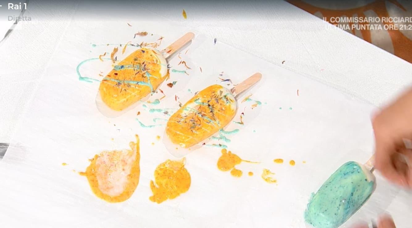 Stecco del festival, la ricetta dolce di Massimiliano Scotti