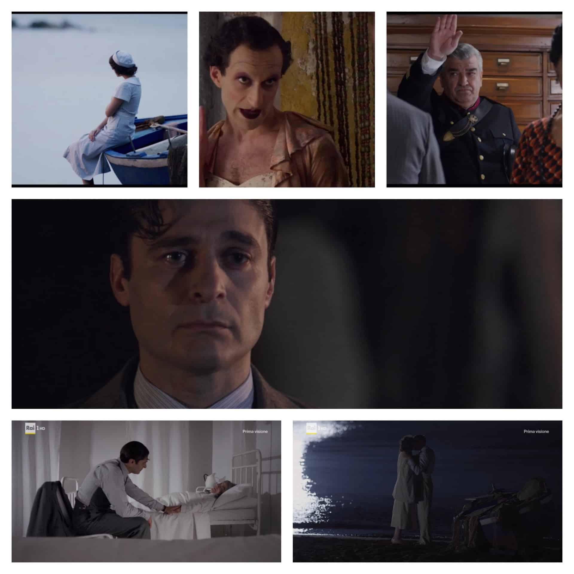 Il commissario Ricciardi ultima puntata: doppio dolore per Luigi Alfredo, Livia in lacrime