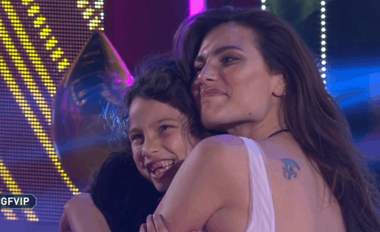 GF Vip 5, Dayane Mello incontra la figlia Sofia: Bubi e mamma emozionano tutti