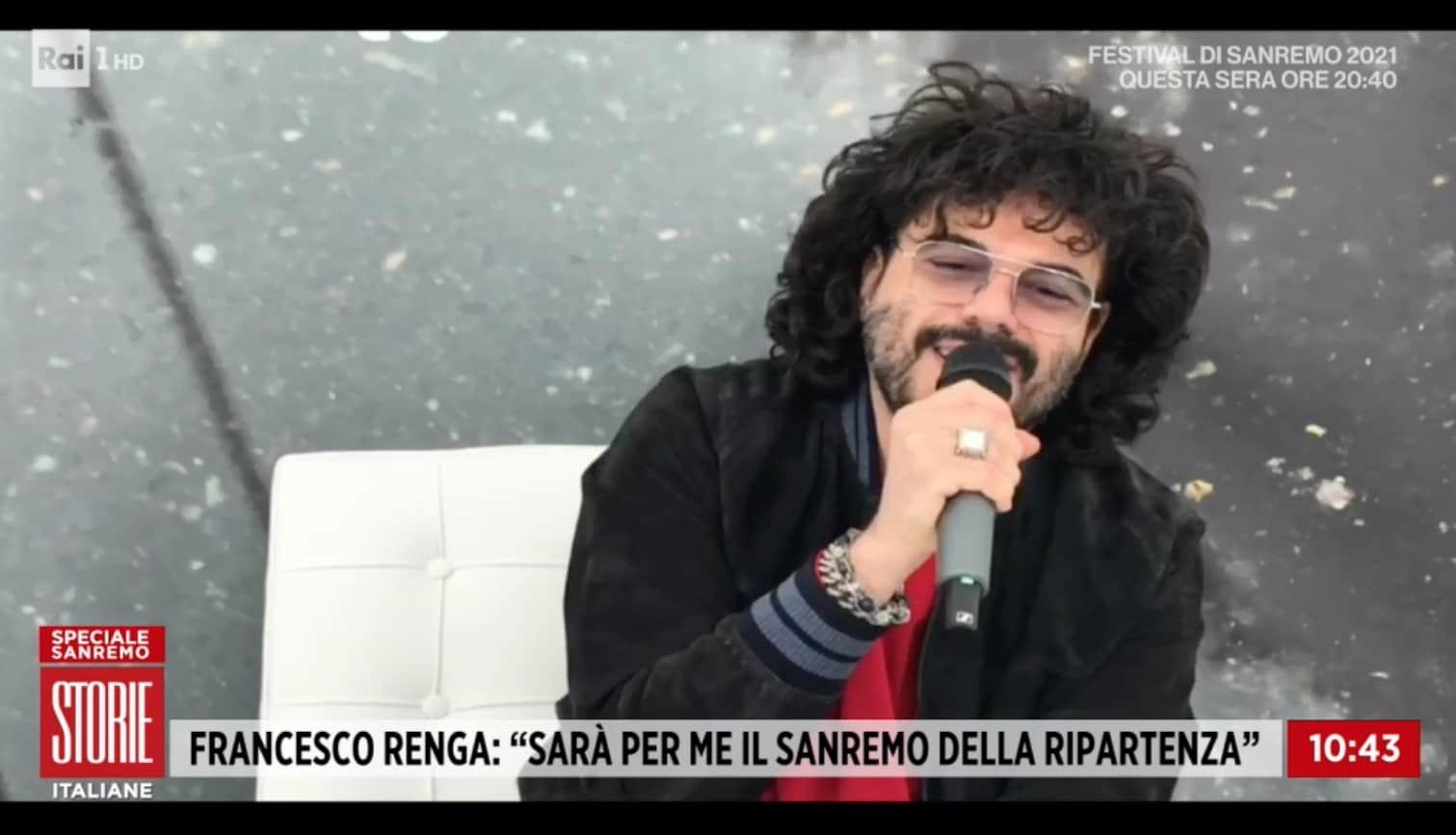 """Francesco Renga: """"Le piccole cose che mi hanno salvato la vita"""""""