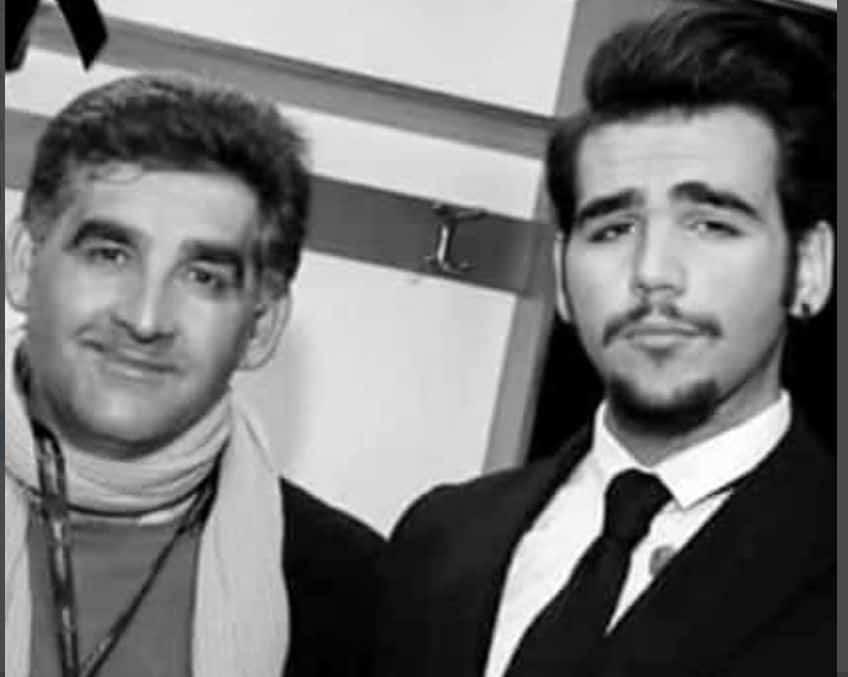 Lutto per Il volo: addio al papà di Ignazio Boschetto