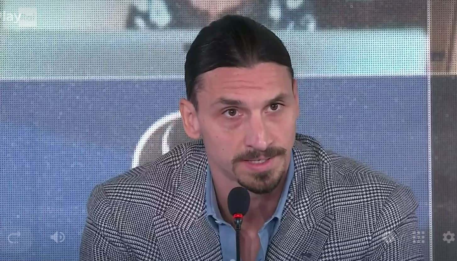 """Zlatan Ibrahimovic a Sanremo 2021 pronto a nuovi record: """"Sono qui per spaccare tutto"""""""