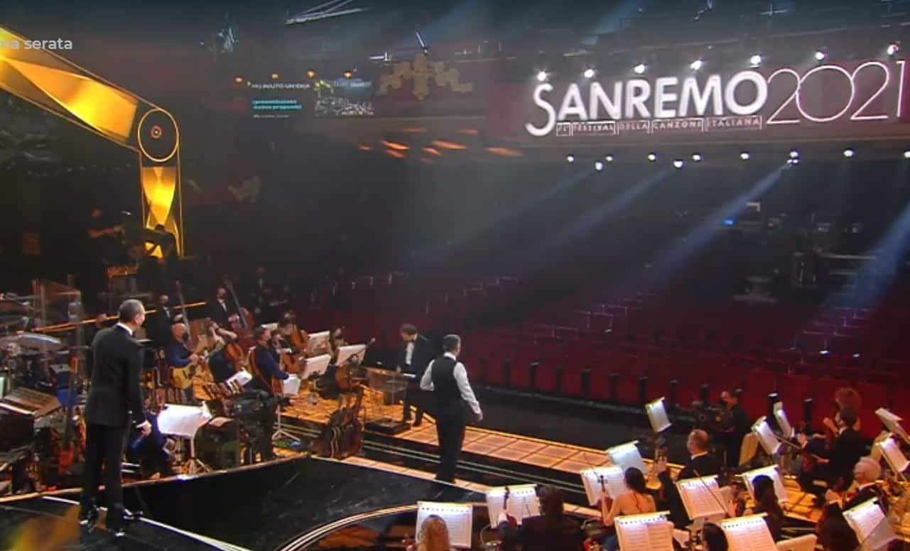 A Sanremo 2021 il pubblico non c'è e la mancanza si sente tutta
