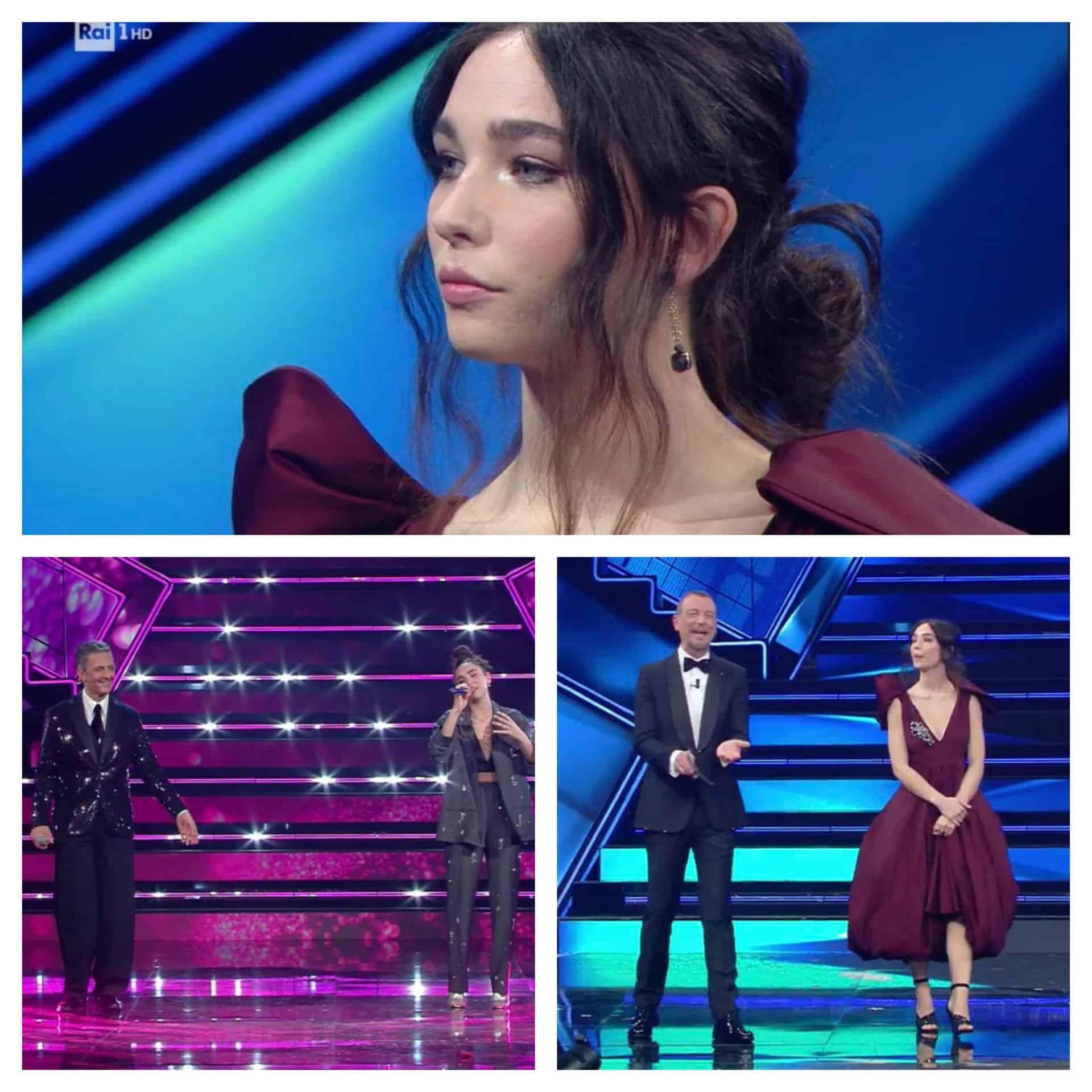 Matilda de Angelis brilla a Sanremo 2021 ma non basta ad accendere il Festival