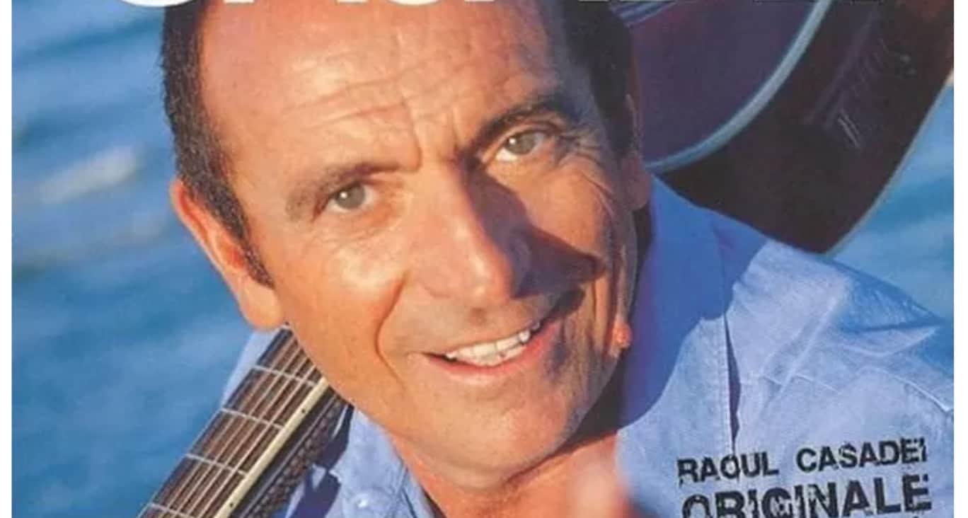 Raoul Casadei in ospedale, tutta la famiglia contagiata
