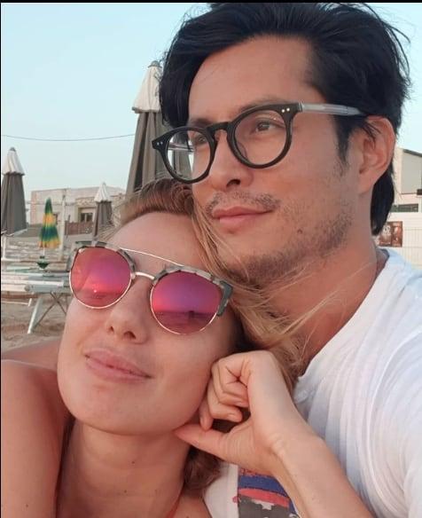 Andrea Cocco diventa papà, l'ex gieffino presenta la fidanzata e il nome del figlio (Foto)