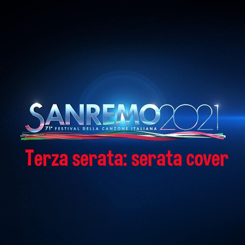 Sanremo 2021 terza serata 4 marzo 2021: serata delle cover, lista canzoni e ospiti