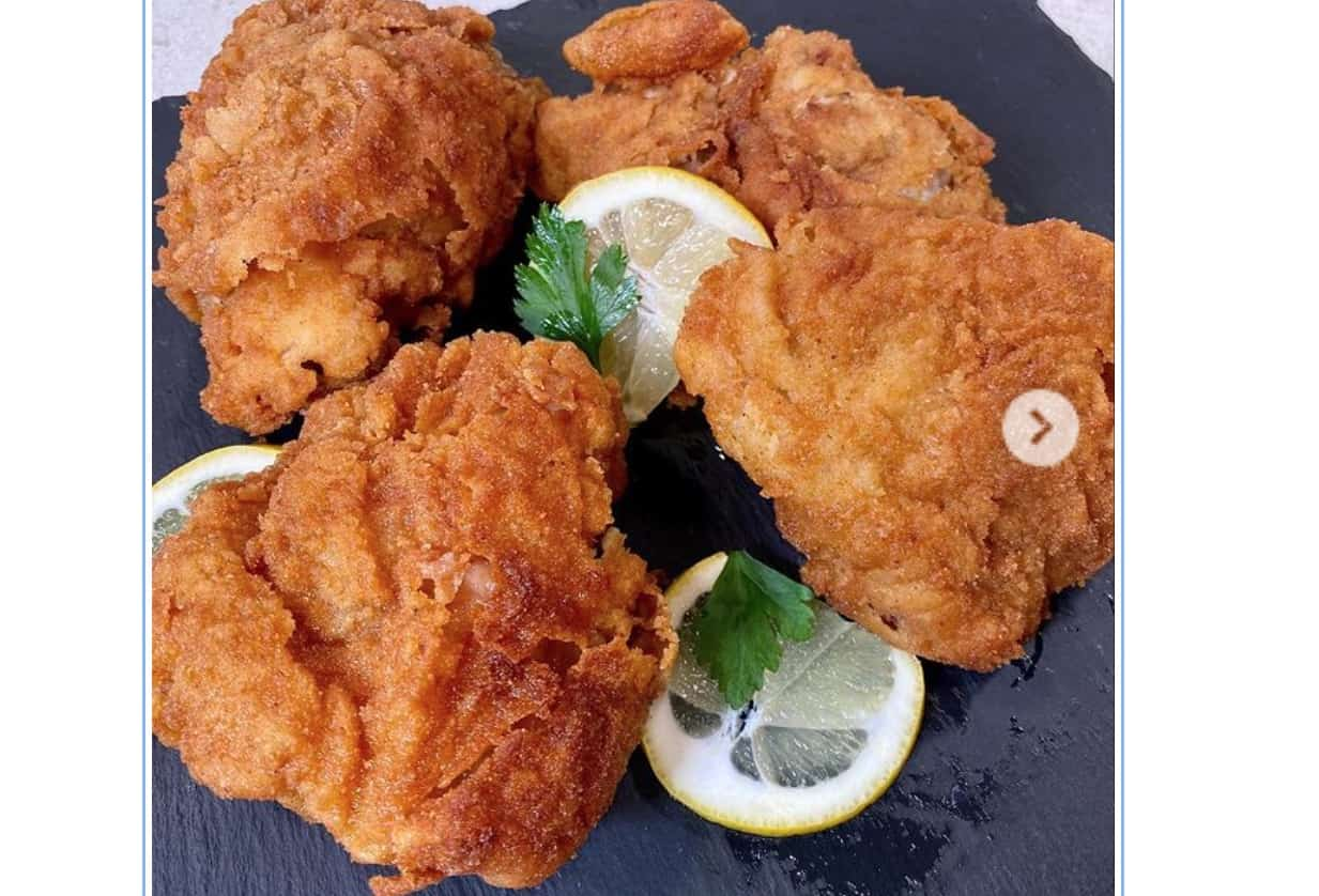 Pollo fritto, la ricetta per una cena veloce