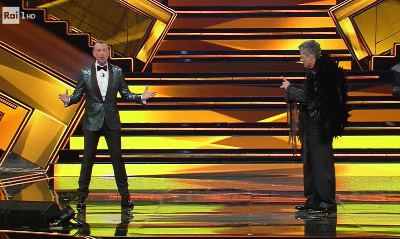 Ascolti Sanremo 2021 seconda serata 3 marzo 2021: Amadeus e Fiorello non brillano