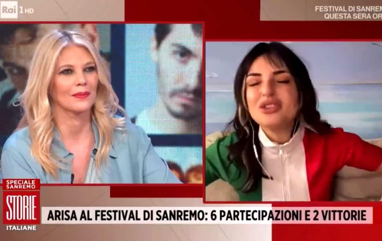 Gli ascolti del mattino: Storie italiane speciale Sanremo torna a dominare